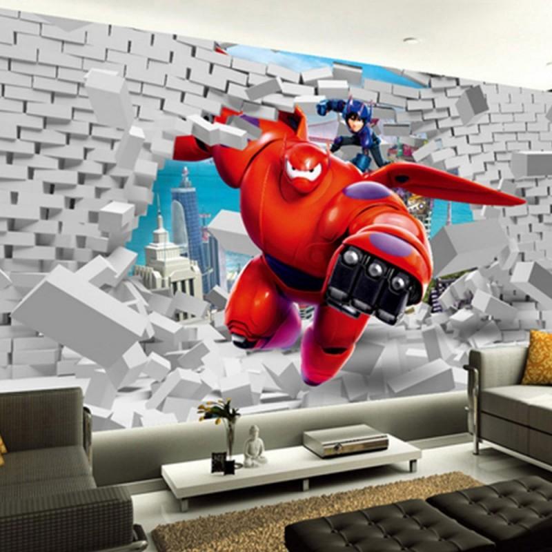 پوستر دیواری 3D-06