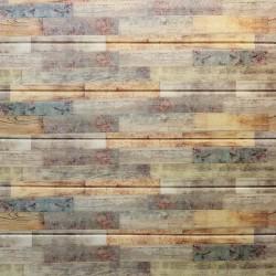 دیوارپوش فومی طرح چوب آنتیک مدل 40
