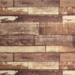 دیوارپوش فومی طرح چوب آنتیک مدرن مدل 62